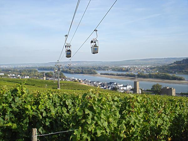 Ringticket Rüdesheim
